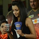 Stars at CSK VS SRH IPL Match