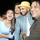 Stars at Kill Dil Screening In Chandan Cinema