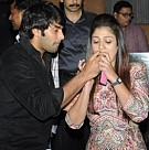 Stars at Raja Rani Success Party