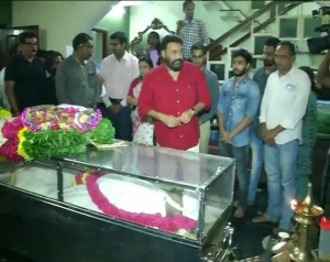 Stars pay condolences to veteran filmmaker IV Sasi