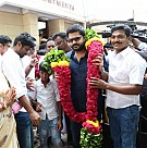 STR & Radharavi Filing Nomination