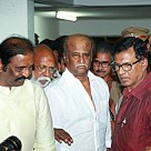 Superstar Rajinikanth pays tribute to K Balachander