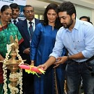 Suriya at Apollo Hospital Inauguration