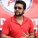 Suriya Celebrating World Heart Day