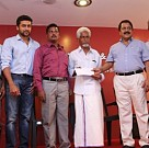 Surya's Agaram Foundation honoured real Talents