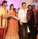 T Rajendar Daughter Ilakkiya Wedding Reception