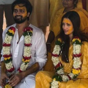 TajMahal Fame Heroine Riya Sen's Marriage