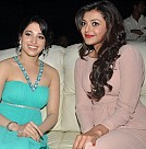 Tamannah with Kajal