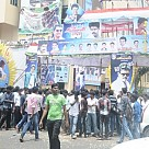 Thalaivaa fans celebration at Albert