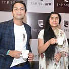 The Square Coffee Day Launch