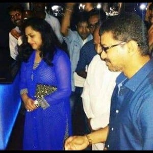 Theri Success Party Event