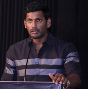 Thupparivaalan Teaser Launch