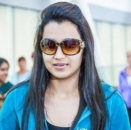 Trisha at Canada Airport