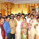 TNCC President Shri. S. Thirunavukkarasar's Daughter's Marriage