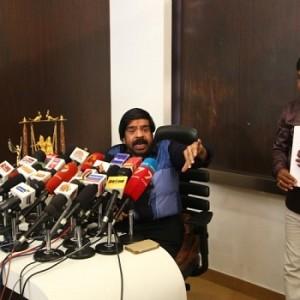 TR Press Meet Stills & TR Arikkai