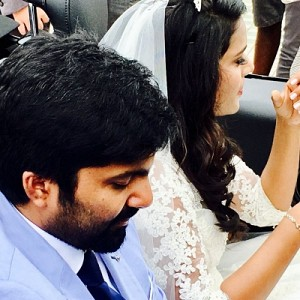 Tuney John and Deepika wedding photos