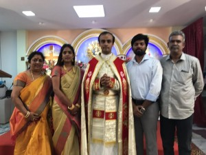 Tuney John & Deepika engagement photos