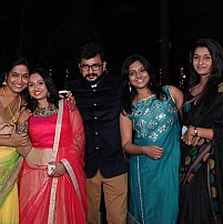 TV Actor Isvar & TV Actress Jayashree Wedding Reception