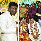 Vadivelu daughter's wedding