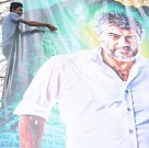 Veeram Fans Celebration at Woodlands Theatre