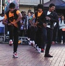 Vijay dances for Thalaivaa