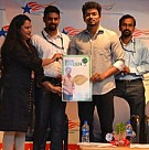 Vijay Planted Sapling on World Environment Day
