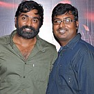 Vijay Sethupathi at Karmavinai Short Film Launch