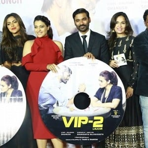 VIP 2 Audio Launch