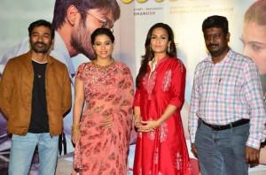 VIP 2 Telugu Press Meet Stills