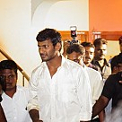 Vishal conducts free marriages for 10 poor girls