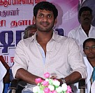 Vishal on encouraging Government School students