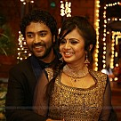 Vj Anjana - Chandran Wedding Reception
