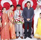 Writer Balakumaran's son Suryaa Wedding Reception