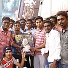 Yennai Arindhaal Audio launch Celebration by Madurai Thala Ajith Fans