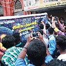 Yennai Arindhaal Audio launch Celebration by Thala Ajith Fans
