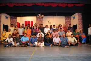 YGM's Kasethan Kadavulada Successful 100th Stage Show