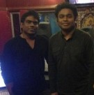 Yuvan With AR Rahman