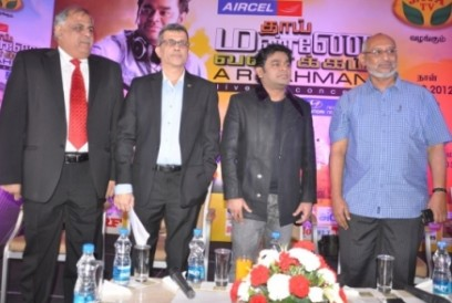'Most of my classics will be rearranged' - A.R. Rahman
