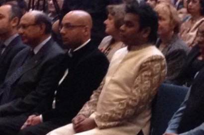 A.R.Rahman gets a street named after him in Canada