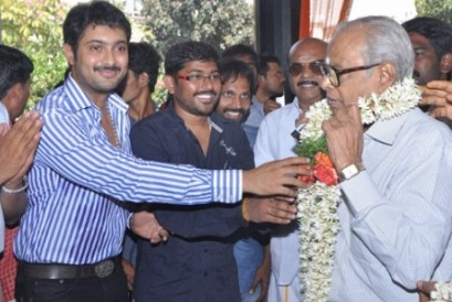 'I share a close relationship with Uday' – K. Balachander