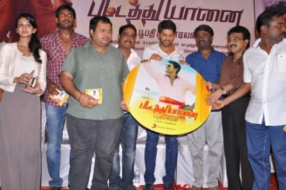 Pattathu Yaanai: Vishal thanks Arya!