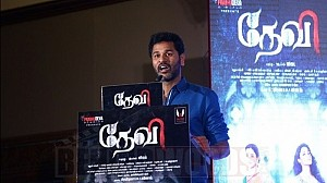 'We are underrating Prabhudeva'