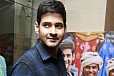 An evening packed with Mahesh Babu craze !