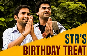 HOT: STR's Mass Birthday Treat to Santhanam | Simbu | Latest Tamil Cinema Updates