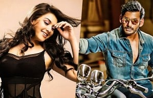 HOT: Vishal & Hansika in Superstar's next film | Latest Updates