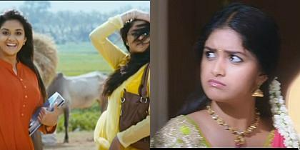 10 expressions of Keerthy Suresh that defines Cuteness