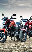Best performance motorcycles under '1 lakh'