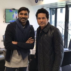 Celebs spotted at Ind vs Pak: CT game.