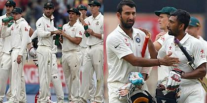 Facts to know from Ind vs Aus 3rd test match