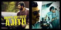 Six shades of Ajith